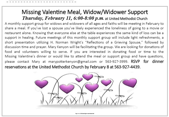 missing valentine meal poster (2)