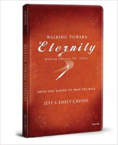 walkign toward eternity