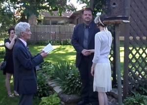 dan and lydia wedding