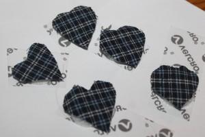 shirt hearts