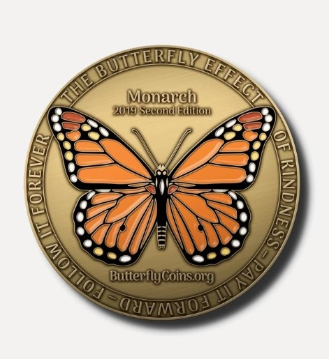 monarch coin
