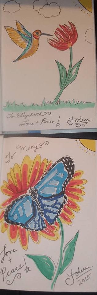 John schlimm books with art
