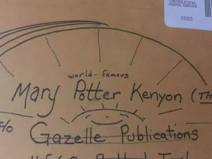 first fan letter