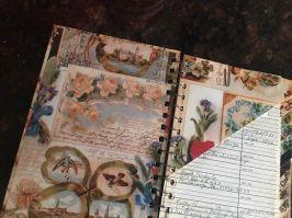 Mom's address book